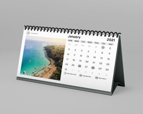 Desk Calendar01