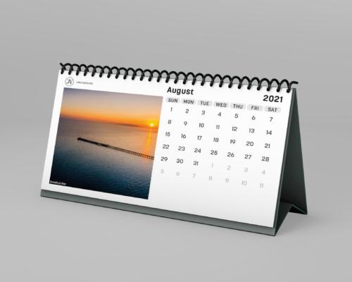 Desk Calendar08